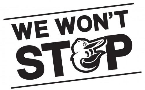 We Wont Stop 2014 Stencil