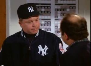 Zen Master Buck Showalter wasn't always the Orioles Manager ... once, long ago, he was on Seinfeld and he also  some other teams ... including the Yankee- something-or-others.