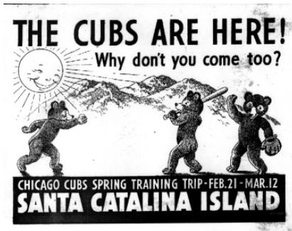 4 Isle Be Seeing You The Cubs In Catalina The