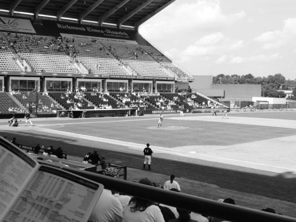older stadium