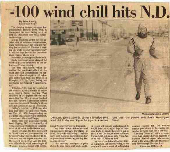 windchill