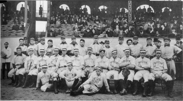 1903_World_Series_-_Boston_Americans