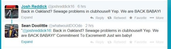 as sewage tweets