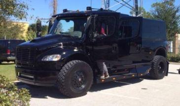 balfour truck