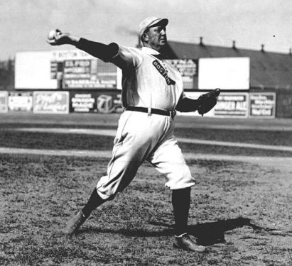 cy young pub domain 1908