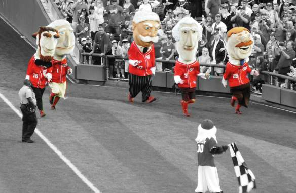 racing presidents