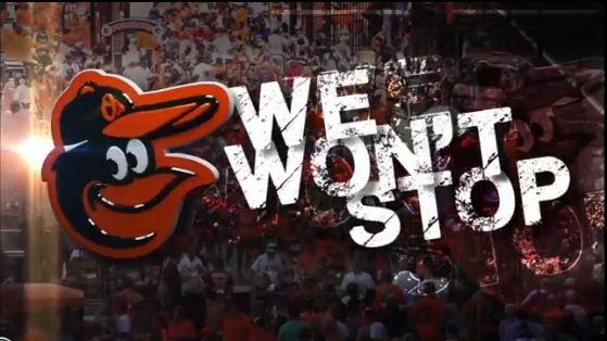 we wont stop