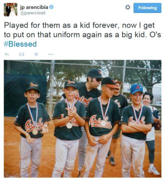 arencibia tweet