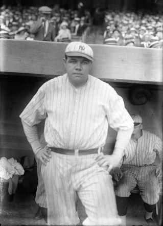 Babe Ruth 1921