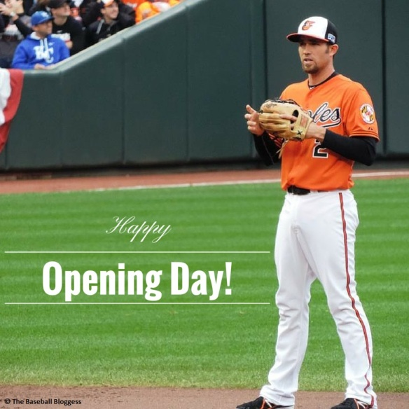 Happy Opening Day 2015