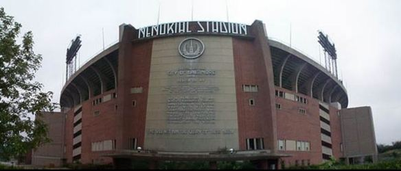 memorial stadium baltimore