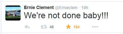 Ernie Tweet