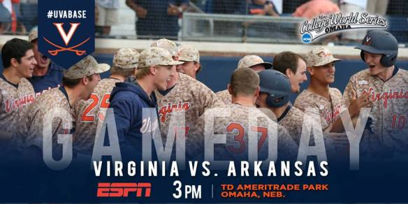 uva game day cws
