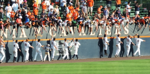UVa Super Regional Celebration