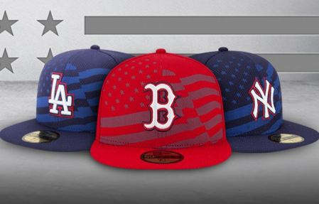 stars stripes cap