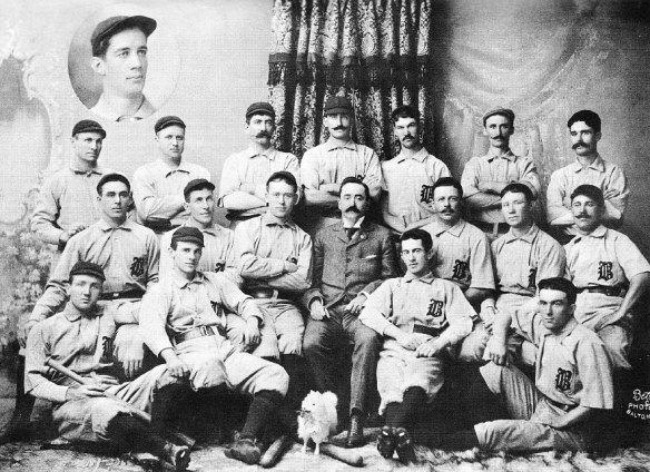 1896 Orioles Team