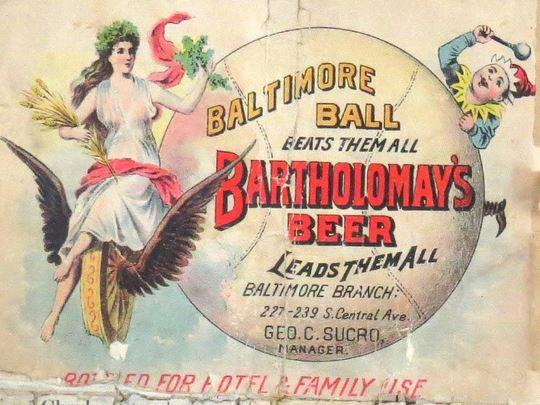 1897 Orioles Program