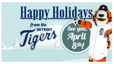 tigers April 8