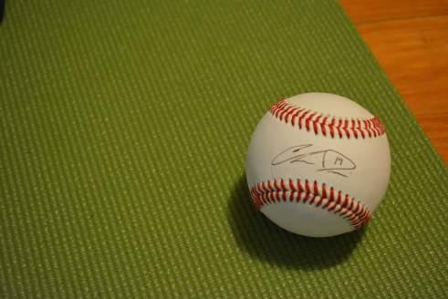 Chris Davis Baseball