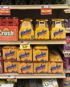 yoohoo is on sale