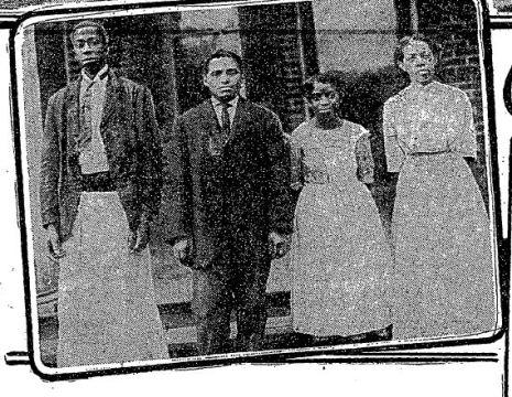 Boardinghouse Servants Washington Post Jan 25 1912