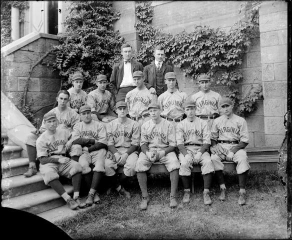 University of Virginia Baseball Team 1913