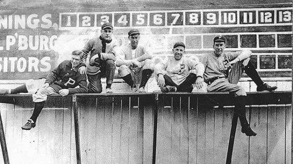 1915 Phillies Possum Whitted