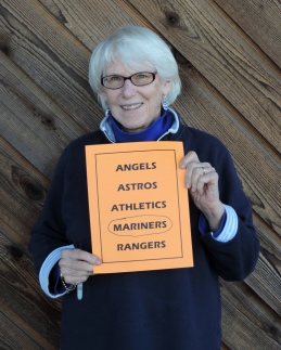 Carol picks the Mariners