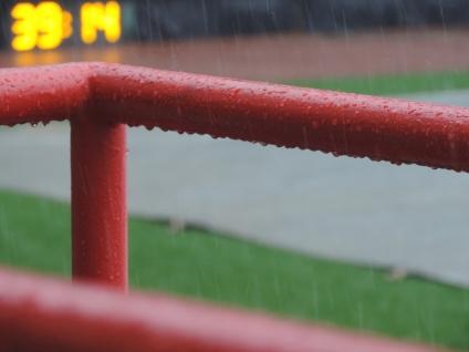 Rain Out in Richmond
