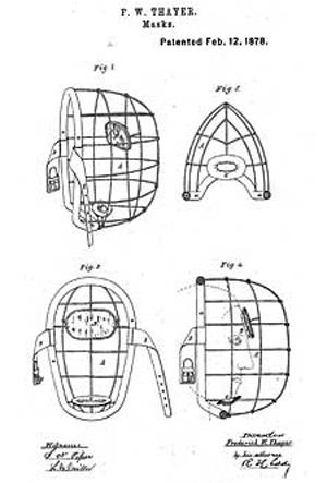 Thayer patent