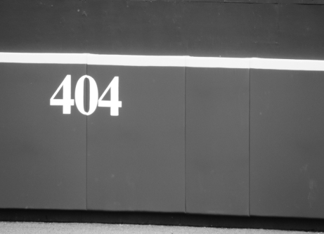 404 to center field