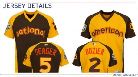 Home Run Derby Jerseys