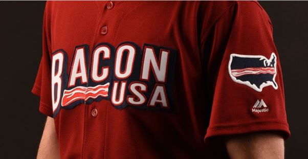 740649b4d57 Lehigh Valley Iron Pigs Bacon Saturdays. And
