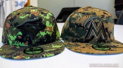 Memorial Day Camo Caps 2016