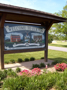 welcome-to-elkton-sign