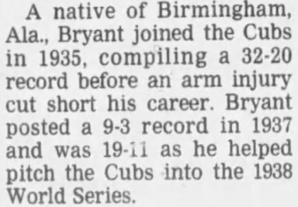 clay-bryant-obituary-chicago-tribune-4-10-1999